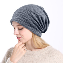 Winter hats for women in europe and the united states winter knitted wool outdoor warm pullover mens womens
