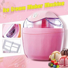 Ice-Cream-Maker Portable Household 220V Easy Operation Available High-Quality