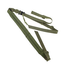 Tactical 2 Points Sling Strap with Shoulder Pad Rifle Sling for for Outdoor Hunting Airsoft Adjustable