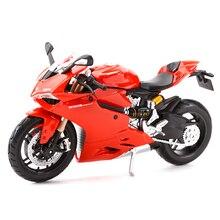 Maisto jouet modèle pour moto, en alliage moulé, carbone 1199 Panigale R1200GS R nineT YZF R1 Z900RS Ninja H2 R ZX 10R