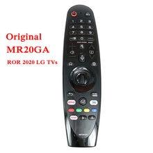 Mr20ga akb75855501 voz controlador remoto novo original para lg magic tv controle remoto zx/wx/gx/cx/bx/nano9/nano8 un8/un7/un6