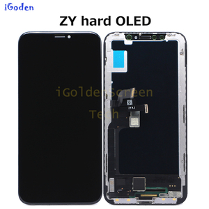 Image 2 - High Quality OLED Replacement For iPhone X LCD Display With Touch Screen Digitizer Assembly for iphone X LCD Screen