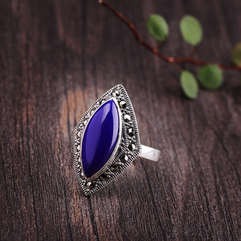 2019 Limited Anel Feminino Products Manufacturer Direct Sales S925 Jewelry Wholesale Thailand Women's Personalized Fashion Ring