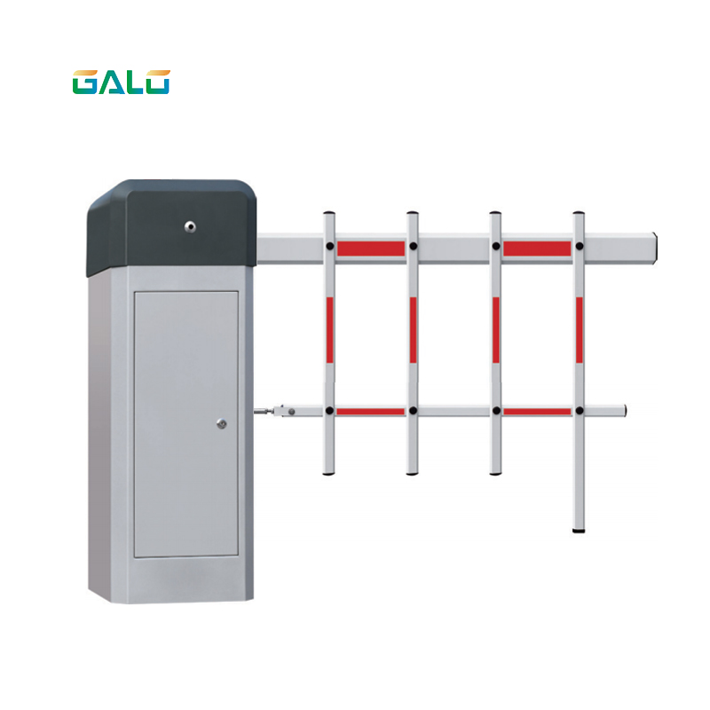 2.0mm Thickness Parking Control System Vehicle Boom Barrier Gate Automatic Parking System