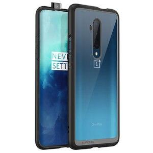 Image 1 - Étui pour OnePlus 7 Pro étui de protection hybride de qualité supérieure Anti coup de Style UB pare chocs + housse de protection pour OnePlus 7 Pro