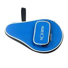 HUIESON один кусок Профессиональный Чехол для пинг-понга с шариками сумка или ракетки для настольного тенниса летучая мышь мешок Оксфорд