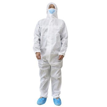 1422a dupont tyvek protective clothing coverall disposable antistatic non linting chemical work clothes anti dust splash Disposable Coveralls Women Men White Coverall Protective Suit Anti-Virus Dust-proof Disposable Factory Hospital Safety Clothing