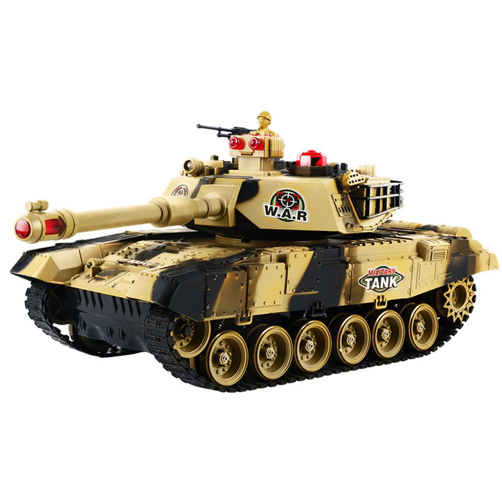 44 CENTÍMETROS RC Batalha de tanques de Carga Do Carro Off-road Crawler-tipo de Carro de Controle Remoto Brinquedo do Menino