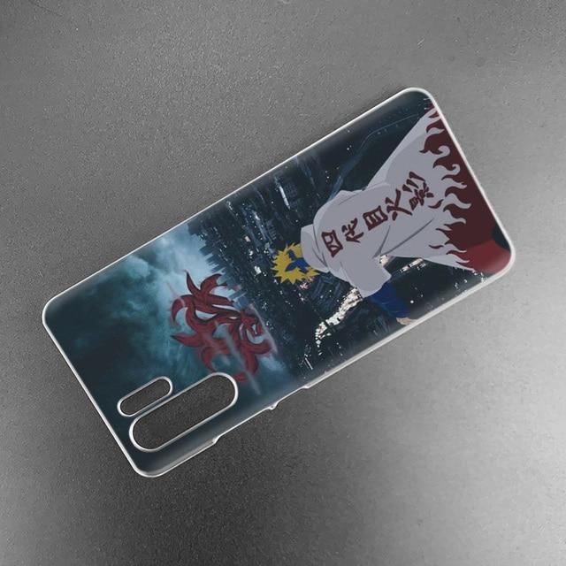 Anime Naruto Haruno Sakura Case dla Huawei Mate 30 20 10 P20 P30 Lite Pro P inteligentny Y9 Prime 2019 Honor 8A 8X 10i PC obudowa telefonu B