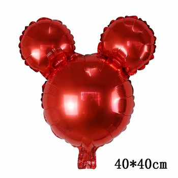 Giant Mickey Minnie Mouse Balloons Disney cartoon Foil Balloon Baby Shower Birthday Party Decorations Kids Classic Toys Gifts 21