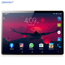 New 10.1 inch 4G Phone Call Tablets Android 8.0 Octa Core 4G+64G Tablet