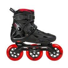 100% Powerslide Original Imperial 3*110 milímetros Velocidade Patines Rua Patins Adulto Sapatos de Patinação Patinagem Livre Adulto