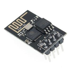 Image 5 - Улучшенная версия Φ ESP8266 беспроводной модуль с последовательным Wi Fi, беспроводной приемопередатчик ESP01