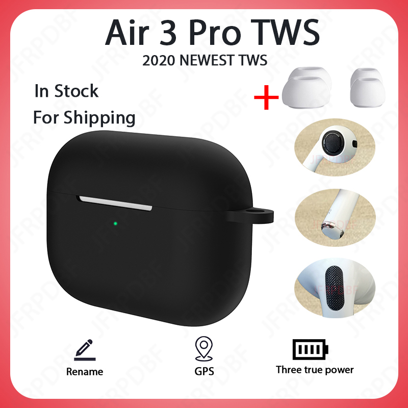 Bluetooth Air 3 Pro TWS In Ear Blutooth Earphone Wireless Headsets Mini Headphones Stereo Earbuds Touch For IPhone Elair Fone