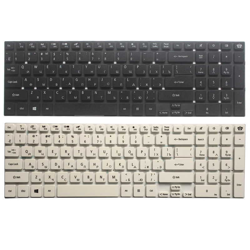 NEW Russian keyboard For Packard bell easynote LV11HC LV44HC TS13HR P5WS0 TS13SB RU keyboard Replacement Keyboards     - title=
