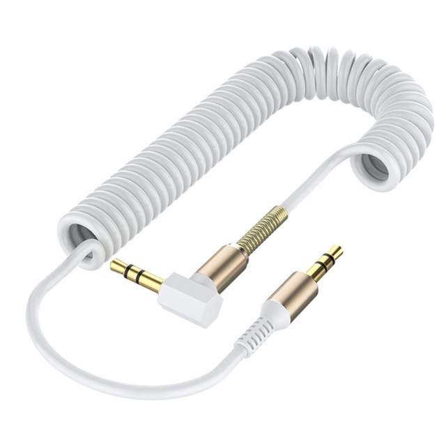 Audio Cable Jack 3.5mm AUX Cable 3.5 mm Jack Speaker Cable for iPhone 11 Pro Max XR 7 8 Samsung for JBL Car Headphones AUX Cord