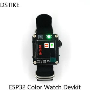 Image 1 - DSTIKE ESP32 Watch DevKit ESP Development Board OLED Version or TFT Color Version I2 006 007