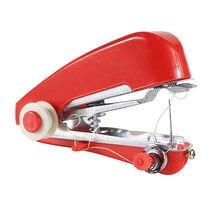 Petite Machine à coudre Portable, petite broderie, opération manuelle, outils de couture simples, Mini Machine à coudre Portable, outil de couture créatif # R10