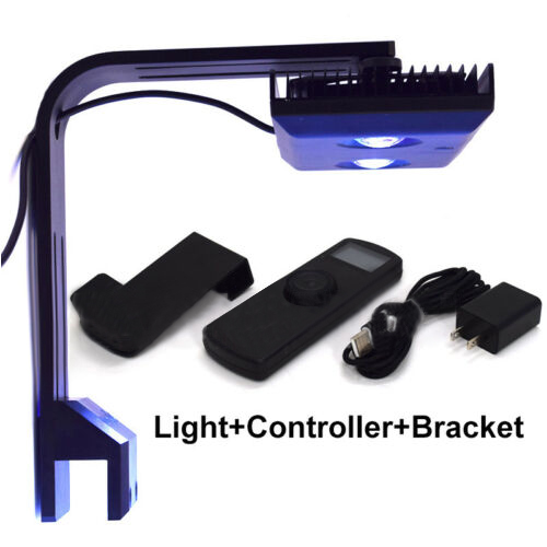 LED Aquarium Light  Indoor Aquarium Light Saltwater Lighting With Touch Control For Coral Reef Fish Tank For Noopsyche K7 II