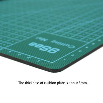 A3 A4 A5 PVC Cutting Mat Pad Patchwork Cut Pad A3 Patchwork Cutting Tools DIY Self-healing Board Tool Manual Double-sided Y7G1