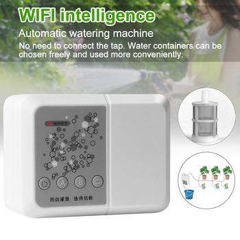 Irrigation System Remote Control Plant Garden Tools Wifi App Smart Watering Machine Micro Drip With Timer 4in1 Flowers Automatic