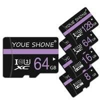 Ad alta velocità micro sd card 8GB 16GB 32GB 64GB 128GB Class 10 usb flash pen drive scheda di memoria Microsd SD Card per Smartphone