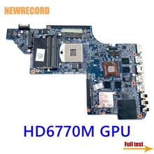 Laptop Graphics-Card Pavilion HD6770M Main-Board DV7-6000 659095-001 NEWRECORD HM65