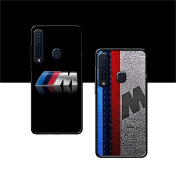 BMW Cool Car Funda Etui for Samsung Galaxy A50 A51 A71 A70 A40 A21S A20E A10 Case Note 8 9 10 20 Cases Cover image