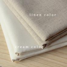 Высокое качество evenweave ровное плетение вышивка холст ткань DIY вышитая Подарочная ткань для поделок Сумка Одежда наволочка украшение