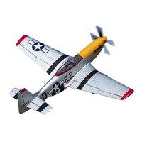 Hélice de P-51 de 1100mm para avión a Control remoto, modelo de avión a Control remoto, montaje de avión a Control remoto, resistente a caídas, sin batería