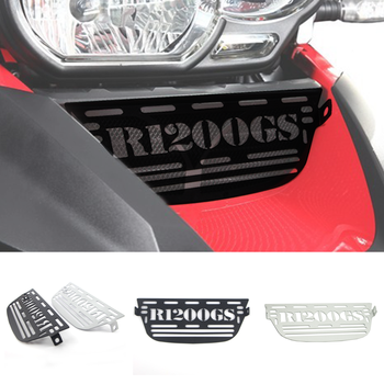For BMW R1200gs Adventure R 1200 GS Oil Cooler Cooled 2006-2010 2011 2012 Adv Guard Cover Protector Protection Grille-Radiator aluminum radiator guard cover grille for suzuki gsx r1000 gsxr 1000 2009 2010 2011 2012 2013 2014 2015 2016 oil cooler protector