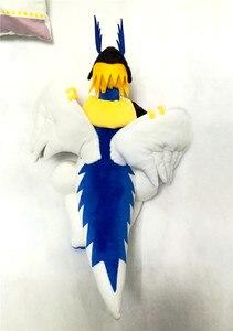 Image 5 - أنيمي الكرتون نادر اليدوى Legendz Shiron Windragon التنين تأثيري أفخم دمية لعبة هدية هالوين تأثيري هدية الكريسماس دمية
