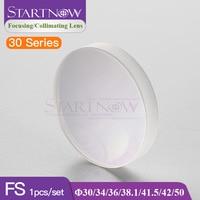 Startnow 1 adet güçlendirici lazer odak lensi 30 34 36 38.1mm 41.5mm 42 D50 OEM Penta fiber kesme makinesi kuvars kolimatör Lens|focus lens|lens collimatorcollimator lens -