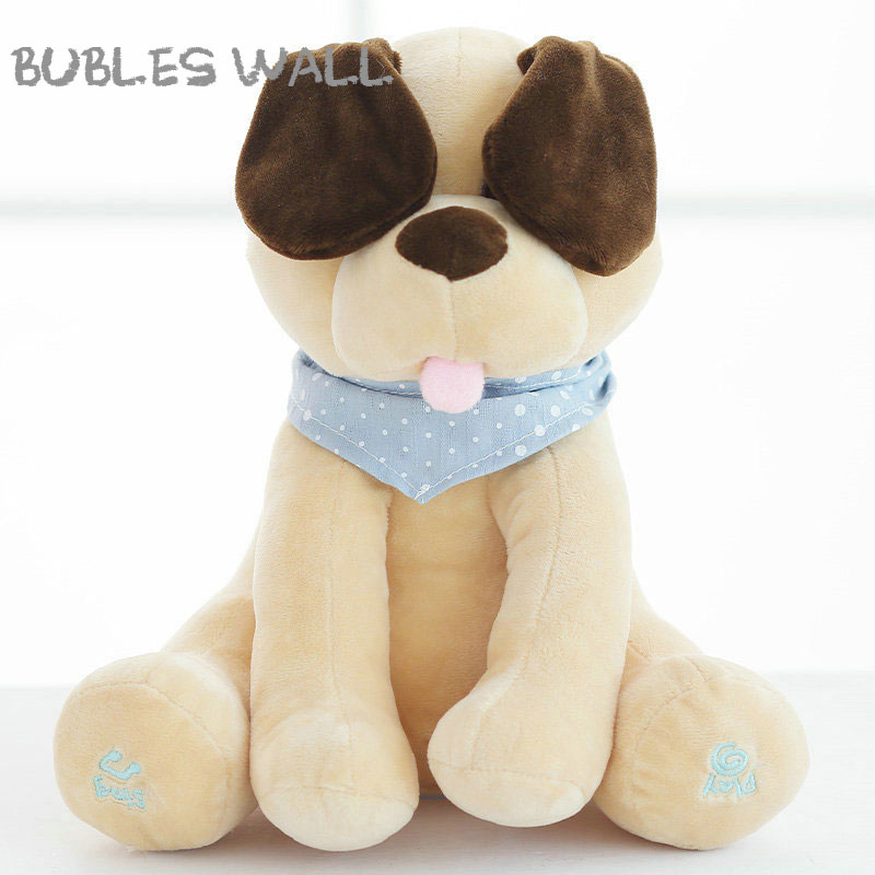 Permalink to Plush toy dog Stuffed Animals & Plush Doll Music dog Educational Anti-stress Electric Toy For Baby