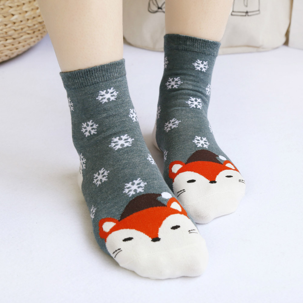 Fashion <font><b>socks</b></font> women christmas <font><b>socks</b></font> Women Casual <font><b>Socks</b></font> Cute <font><b>Unisex</b></font> <font><b>socks</b></font> women chaussette hiver femme <font><b>socks</b></font> женские носки#CN20 image