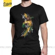 Aquaman rey Orm de Atlantis revuelta camiseta para hombres de manga corta Vintage camisetas de cuello redondo 100% de algodón ropa impresa camisetas