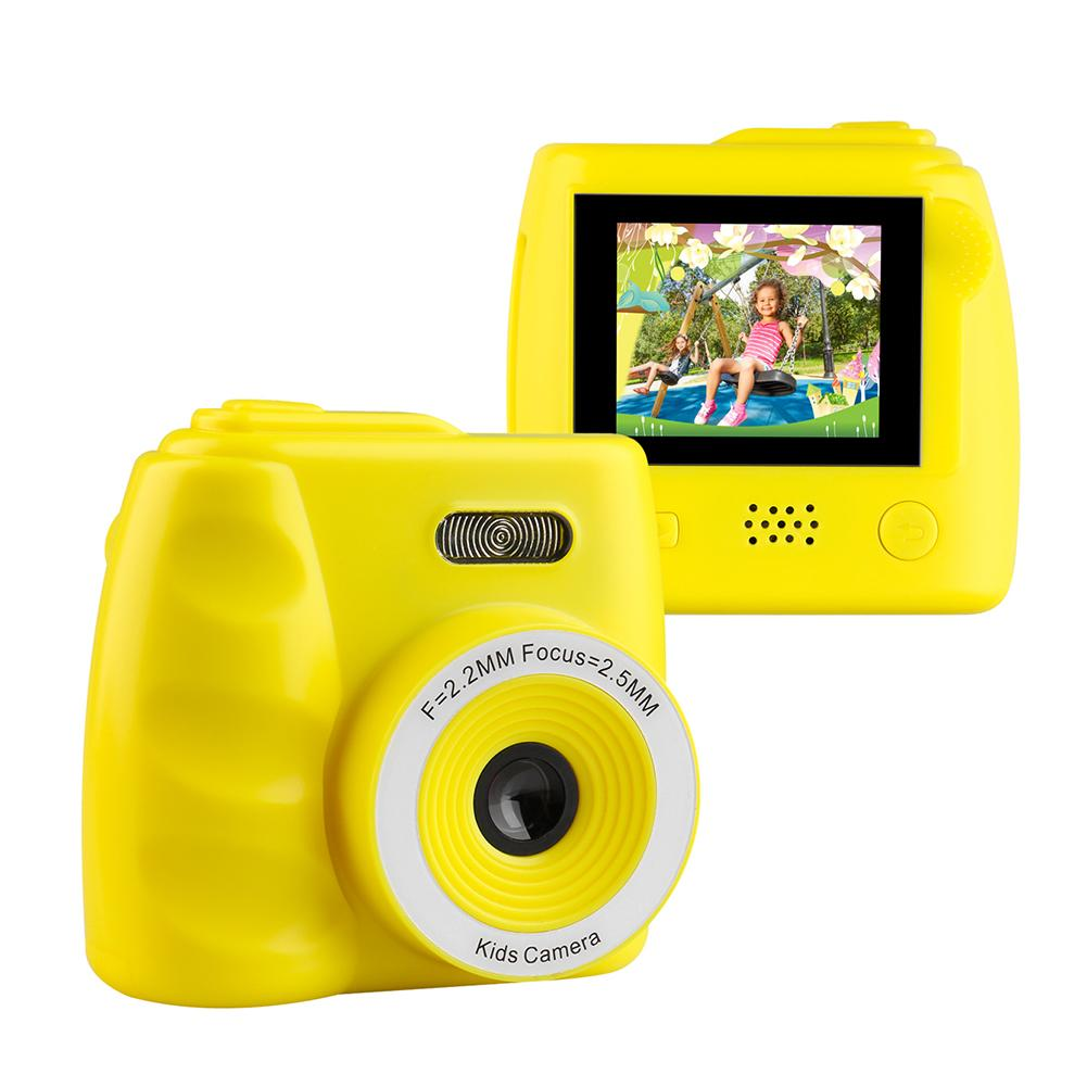 Newest High Quality Kids Camera With 32GB Memory Card Kids Toys 1080P Digital Camera With MP3 Selfie Playback Video Recording