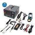 DES H95 5 в 1 комплексный Ремонтный комплект паяльник BGA паяльная станция для iPhone материнская плата сварочный ремонтный инструмент