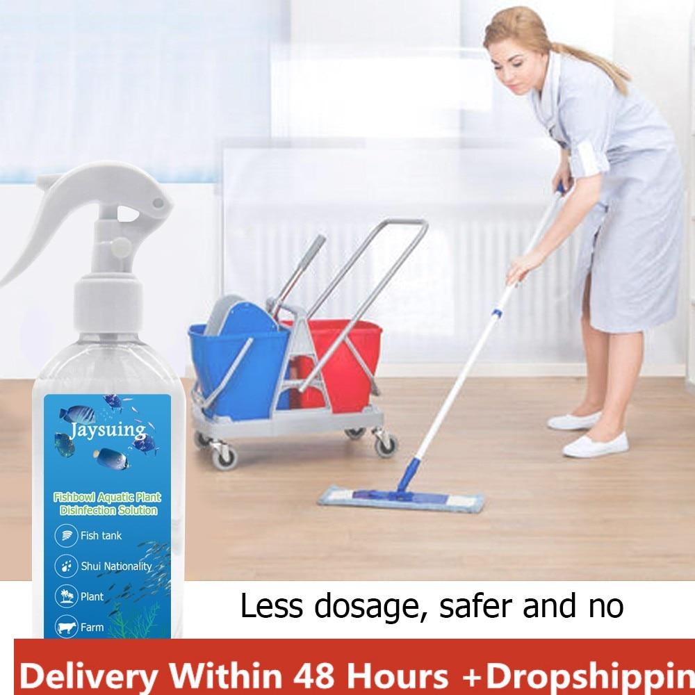 Best Selling 2020 Products Marine Clean Fish Tank Aquarium Bowl Cleaner Disinfectant - 100ml Spray Coronavirus Prevention