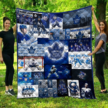 SOFTBATFY хоккейное теплое Стёганое одеяло для кровати, мягкое, Прямая поставка