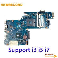Laptop C855 C850 I5 HM76 Toshiba Satellite Main-Board I7 H000038360 NEWRECORD for C850/L850/C855/..