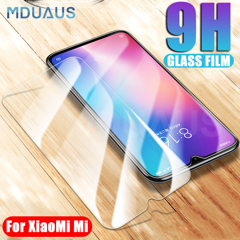 9H Protective <font><b>Glass</b></font> on For <font><b>Xiaomi</b></font> <font><b>Mi</b></font> <font><b>9</b></font> 8 SE 9T Pro A3 A2 Lite Play CC9 CC9E F1 Tempered <font><b>Screen</b></font> <font><b>Protector</b></font> Safety <font><b>Glass</b></font> Film Case image