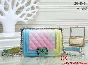Luxury Designer Brand Chanel- Handbag Shoulder Bags Women Messenger Bag Bolsa Feminina Handbags C187