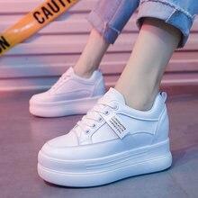 Женские кроссовки на толстой подошве повседневные сетчатые 8