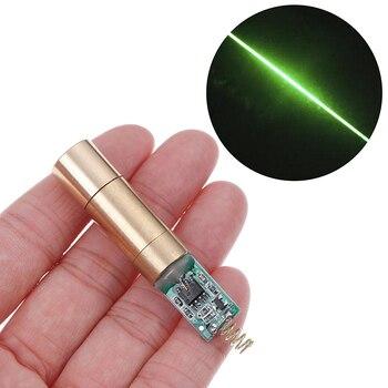 532nm Green Line Laser Module/ Dot Rays Laser Module / Laser Diode/light Free Driver/Lab/Steady Working 30~50mW 532nm 50mw green laser 650nm 200mw red laser dot module 12v w driver