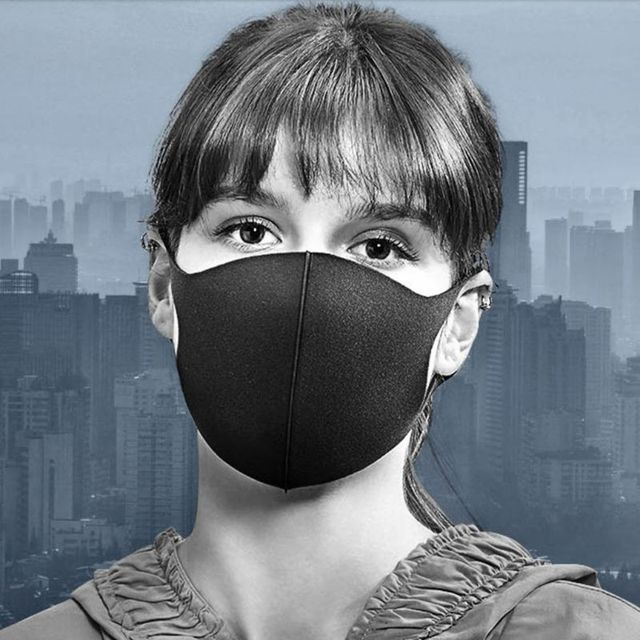 3Pcs Anti Dust Sponge Mouth Mask Washable Dustproof Reusable Face Mask Adult Kid Health Protective Cold Prevention 1