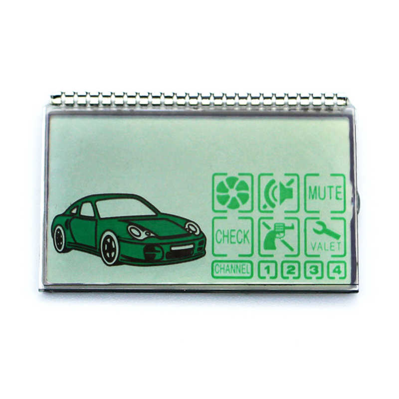 Брелок для ключей DXL 3000, чехол с ЖК-дисплеем для двухсторонней автомобильной сигнализации PANDORA DXL3000 DXL3100/3170/3210/3250/3290, ЖК-дисплей с дистанционным управлением