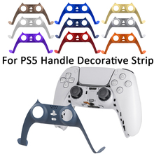 Gamepad-Skin Joystick-Handle Controle Strip PC for PS5 Decorative Shell-Cover Replacement
