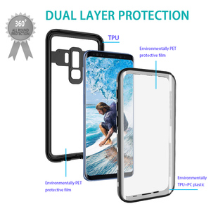 Image 5 - IP68 Water proof Phone Case For Samsung Note 20 10 9 Case 360 Protection Cover for Galaxy S20 Ultra S9 S10 Plus Waterproof Case