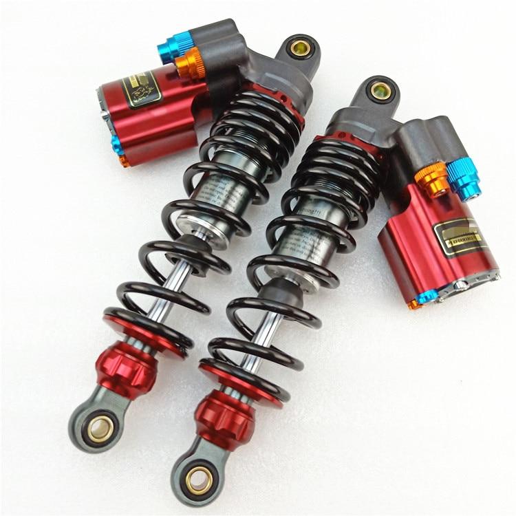 Универсальный Воздушный амортизатор для мотоцикла 310 мм 300 мм, задняя подвеска для мотора Yamaha, скутера, мотовездехода, модифицированный